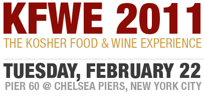 The 5th Annual Kosher Food & Wine Experience