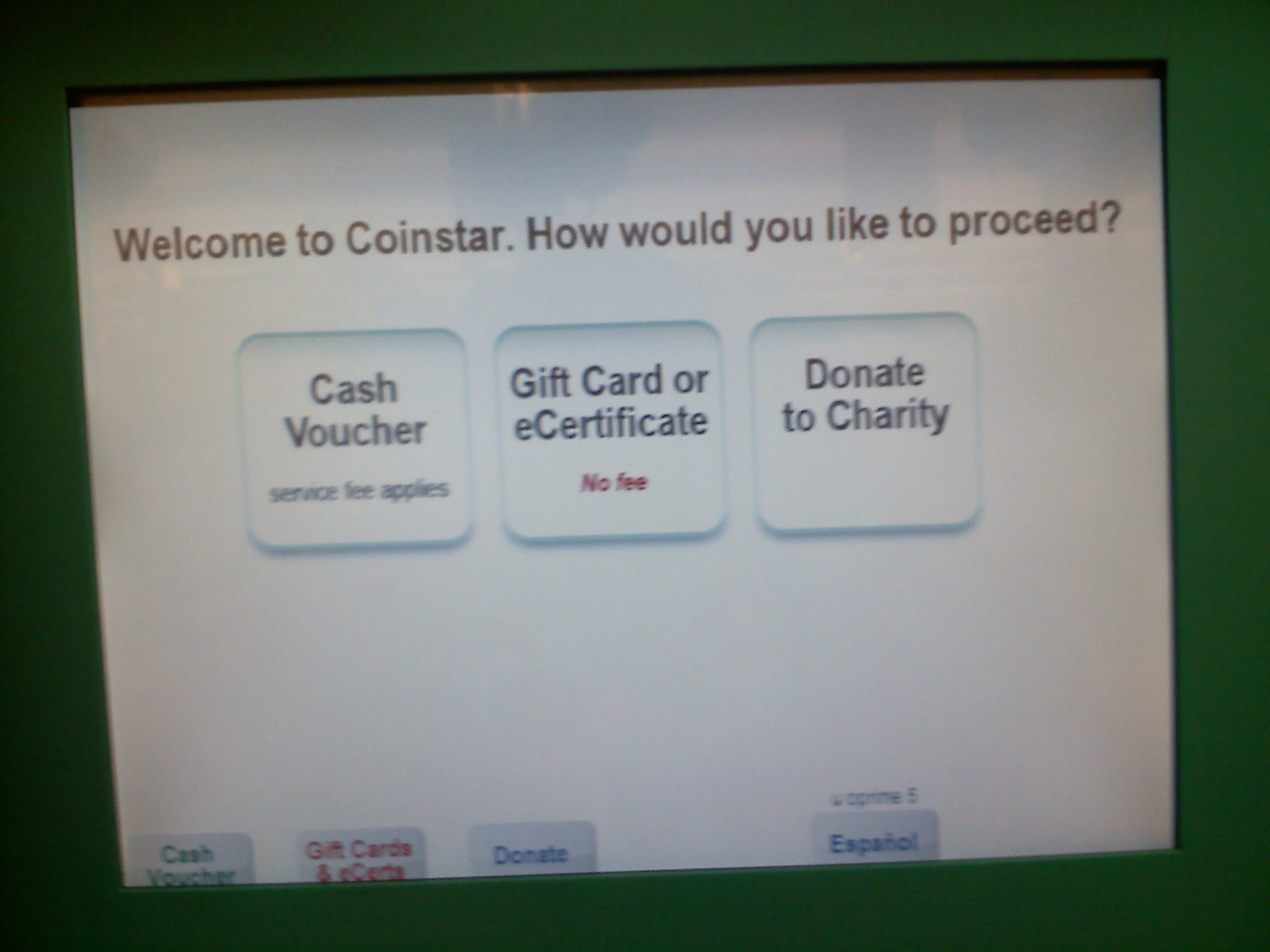 Cashing In On Coins Using the #NOFEECoinstar Kiosk At Stop & Shop ...