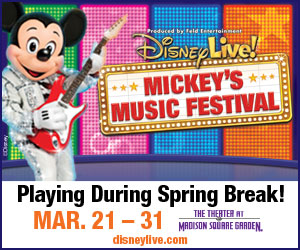 disney micky music festival giveaway