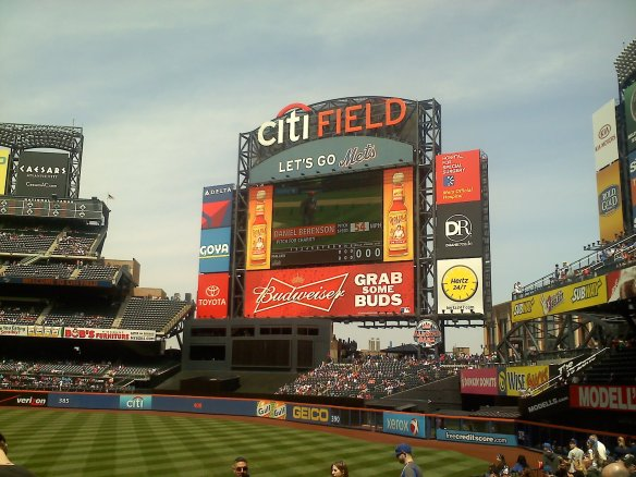 the field at citifield