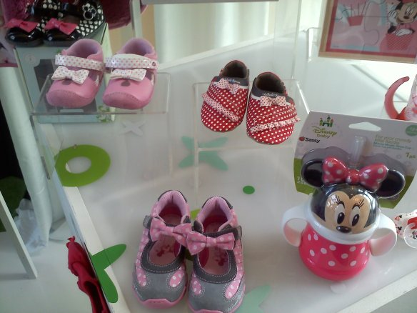 Disney Baby shoes for girls